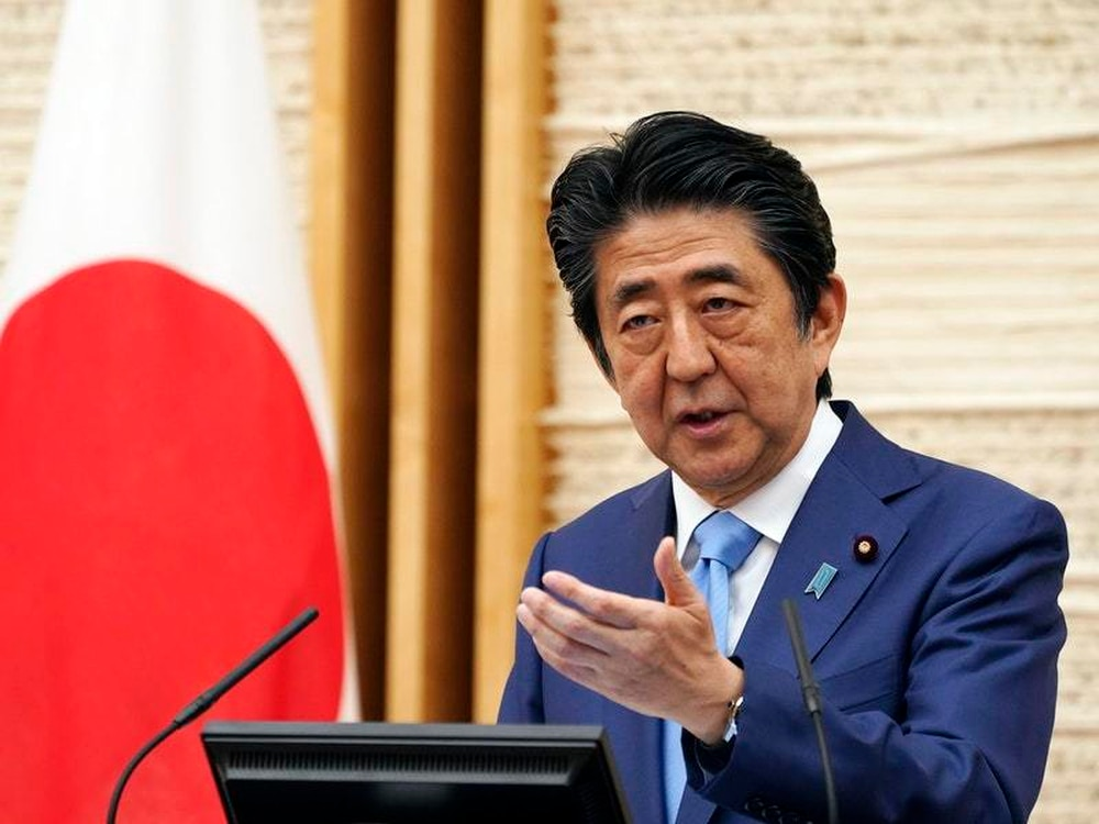 Japanese PM Shinzo Abe to stand down over health concerns