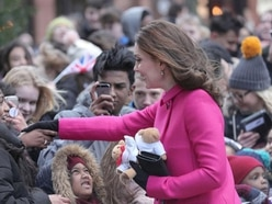 Duchess of Cambridge to meet patients at Great Ormond Street Hospital