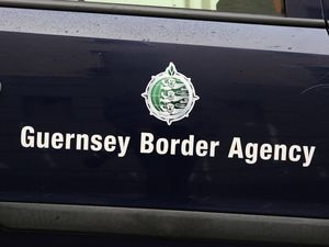 Photo By Steve Sarre 22-02-17.Lower Pollet Guernsey Police and Guernsey Border Agency raided a property this afternoon. (27949302)