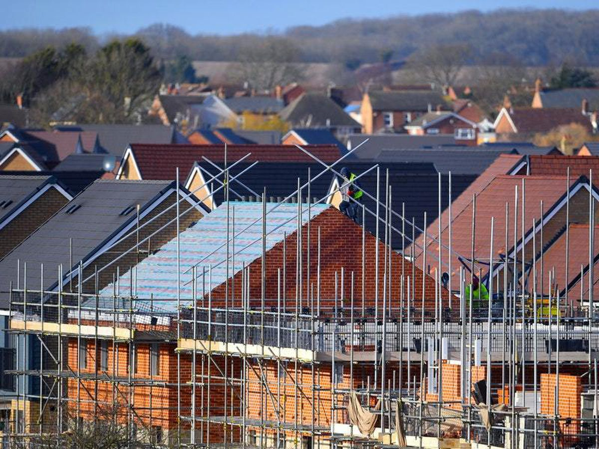 Jenrick says Government remains committed to housebuilding target