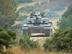 Undetected flaw in tank gun barrel main cause of soldiers' deaths – coroner