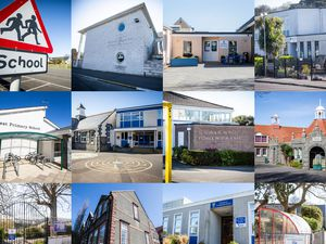 Picture by Sophie Rabey.  04-04-20.  Generic Picture of Primary Schools.  GPweb.  MONTAGE. (29229957)