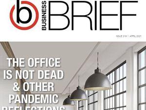April 2021 Business Brief. (29389506)