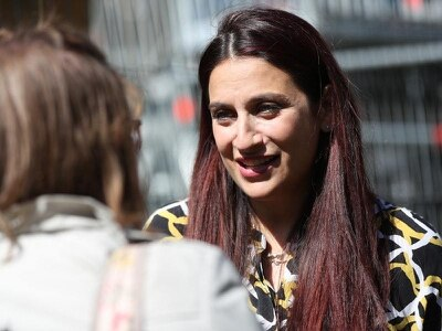MPs held hostage in their parties, says Labour defector Luciana Berger