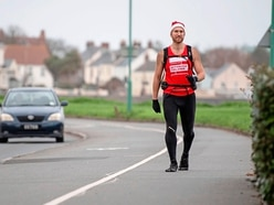 Bid to run 24 hours without food fails