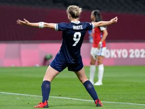 Hege Riise lauds Team GB's 'togetherness' in win over Japan to reach last eight