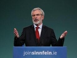 Gerry Adams to step down as Sinn Fein president in 2018