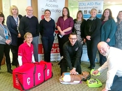 Carey Olsen charity initiative enables islanders to save lives