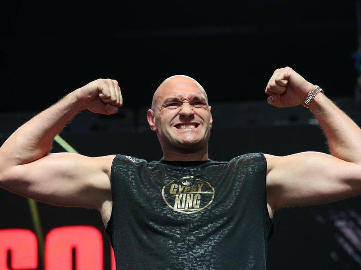 Tyson Fury inspired by father and Richarlison returns – Sunday's sporting social