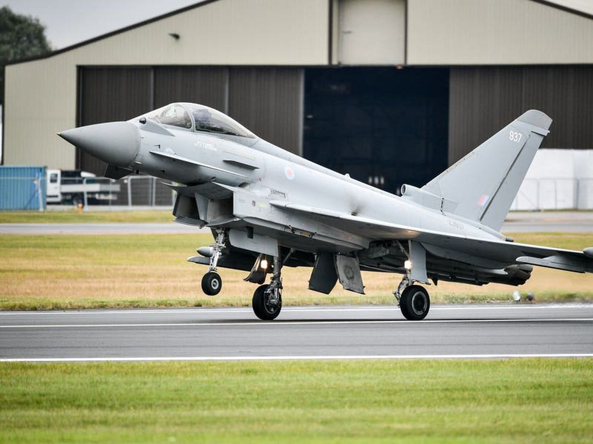 RAF helps clear IS stronghold in Iraq after 10-day operation