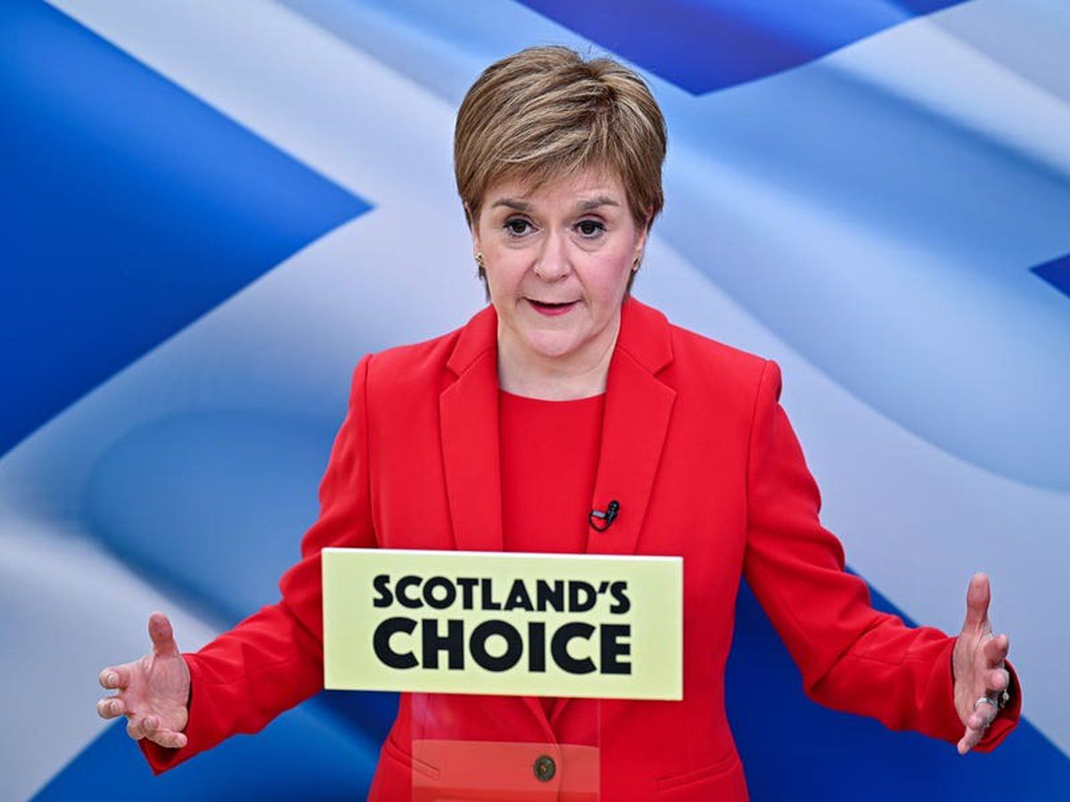Refusing Indyref2 would be 'unsustainable' for UK Government – Sturgeon