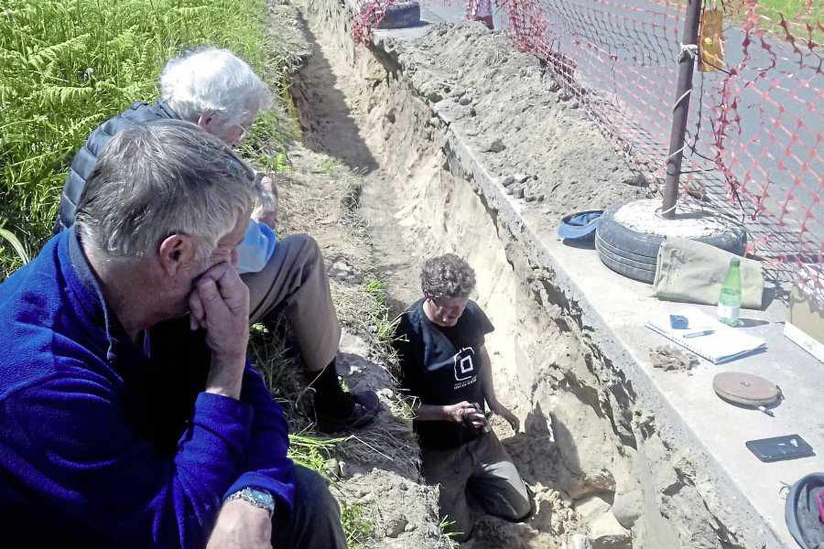 Roman burial ground is likely in Alderney