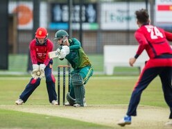 Jersey turn the screw as Greens fall short with bat