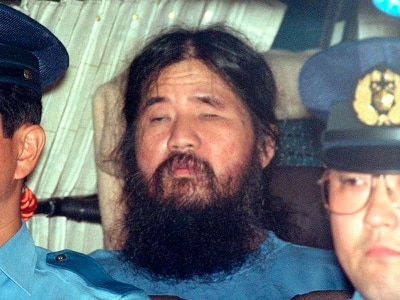 Tokyo subway sarin attack cult members 'nearing execution'