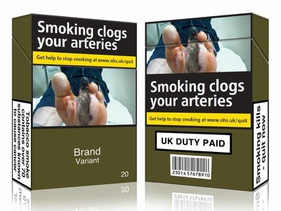 Tobacco display ban linked to fewer children buying cigarettes