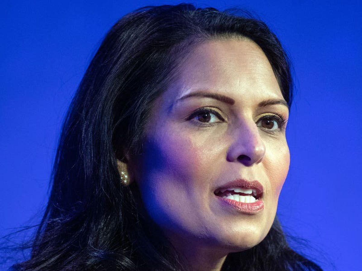 Priti Patel faces calls to resign over comments made about Napier Barracks