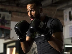 James DeGale vows to return to ring in December after shoulder injury