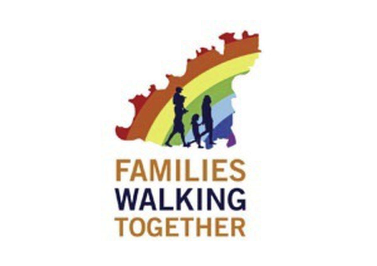 Families Walking Together logo (29520161)