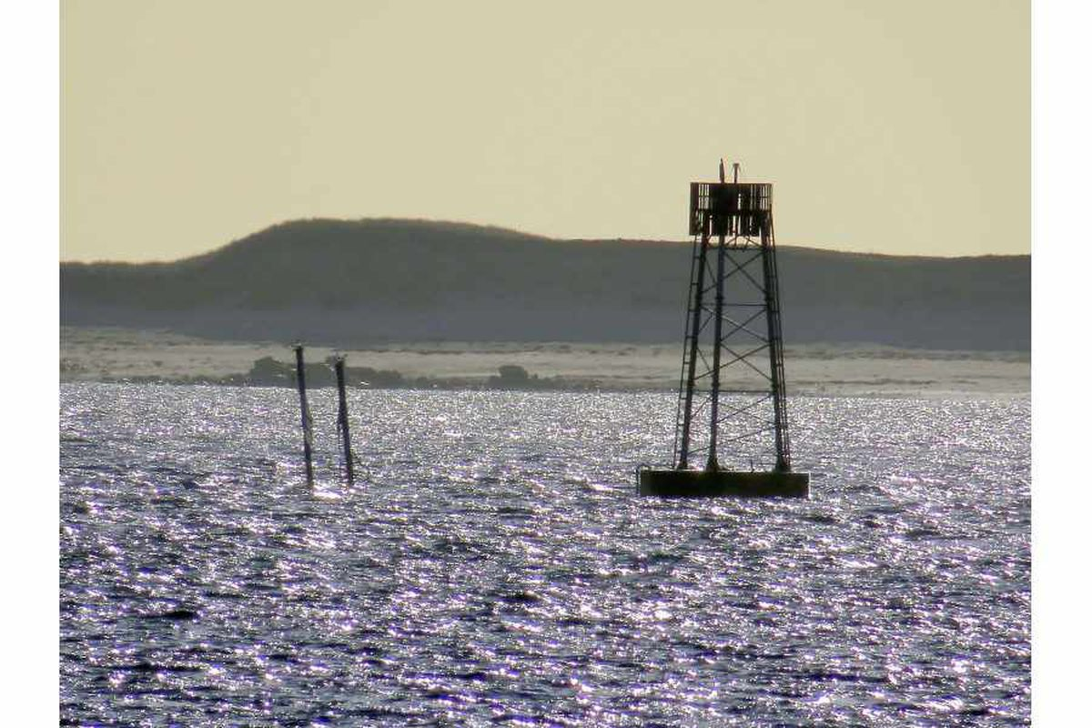 Lucky escape for sailors after their schooner sinks