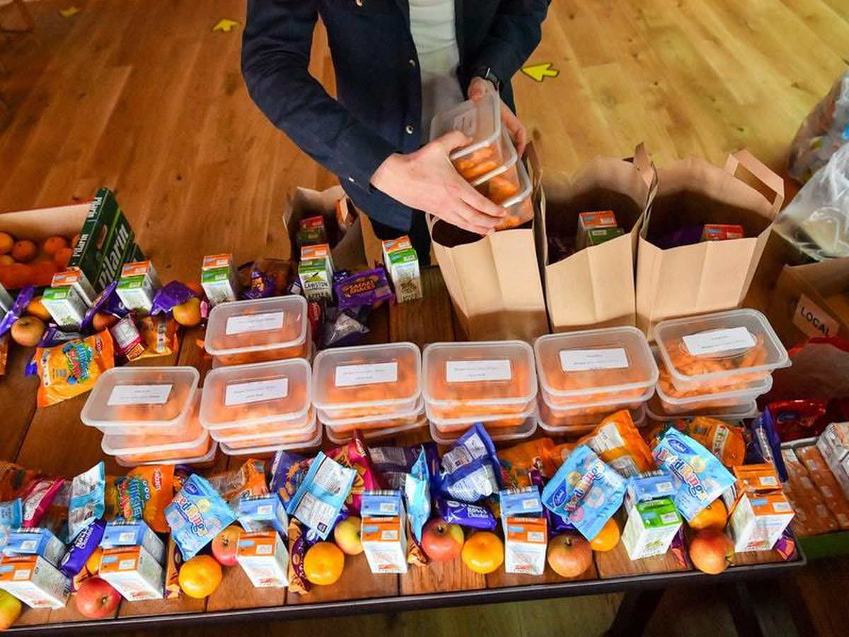 Food tsar urges Government to act to prevent children going hungry at Christmas