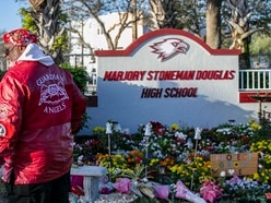 Victims of US high school massacre remembered one year on