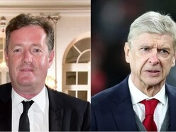 Piers Morgan's Twitter just about sums up Arsenal fans feeling after Brighton defeat