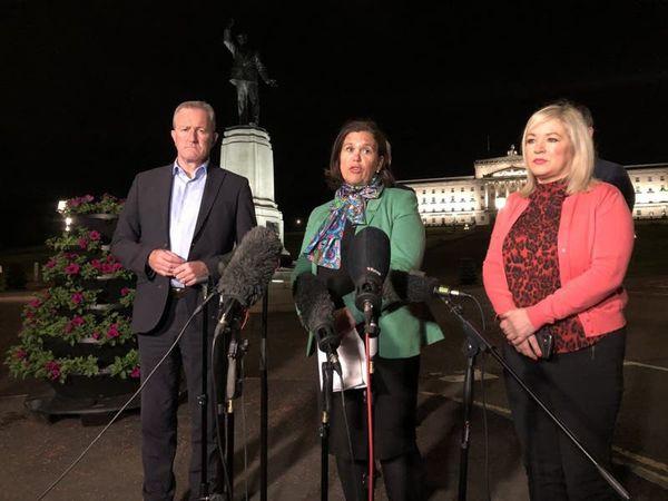 Crisis averted in NI after late night deal on Irish language