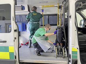 St John Ambulance Guernsey volunteers have done more front line emergency ambulance decontaminations in this lockdown than during the one in 2020, with vehicles deep cleaned after carrying a patient with potential Covid-19 symptoms.