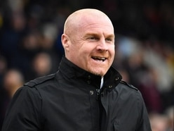 Dyche heaps praise on Vydra after substitute's 'brilliant' goal seals win