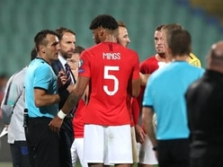 Tyrone Mings first heard racist abuse during warm-up in Sofia