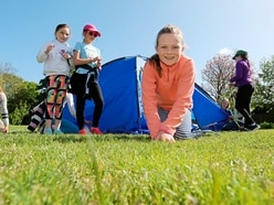 Melrose pupils get a lot out of survival event