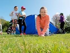 Melrose pupils get a lot out of survival event