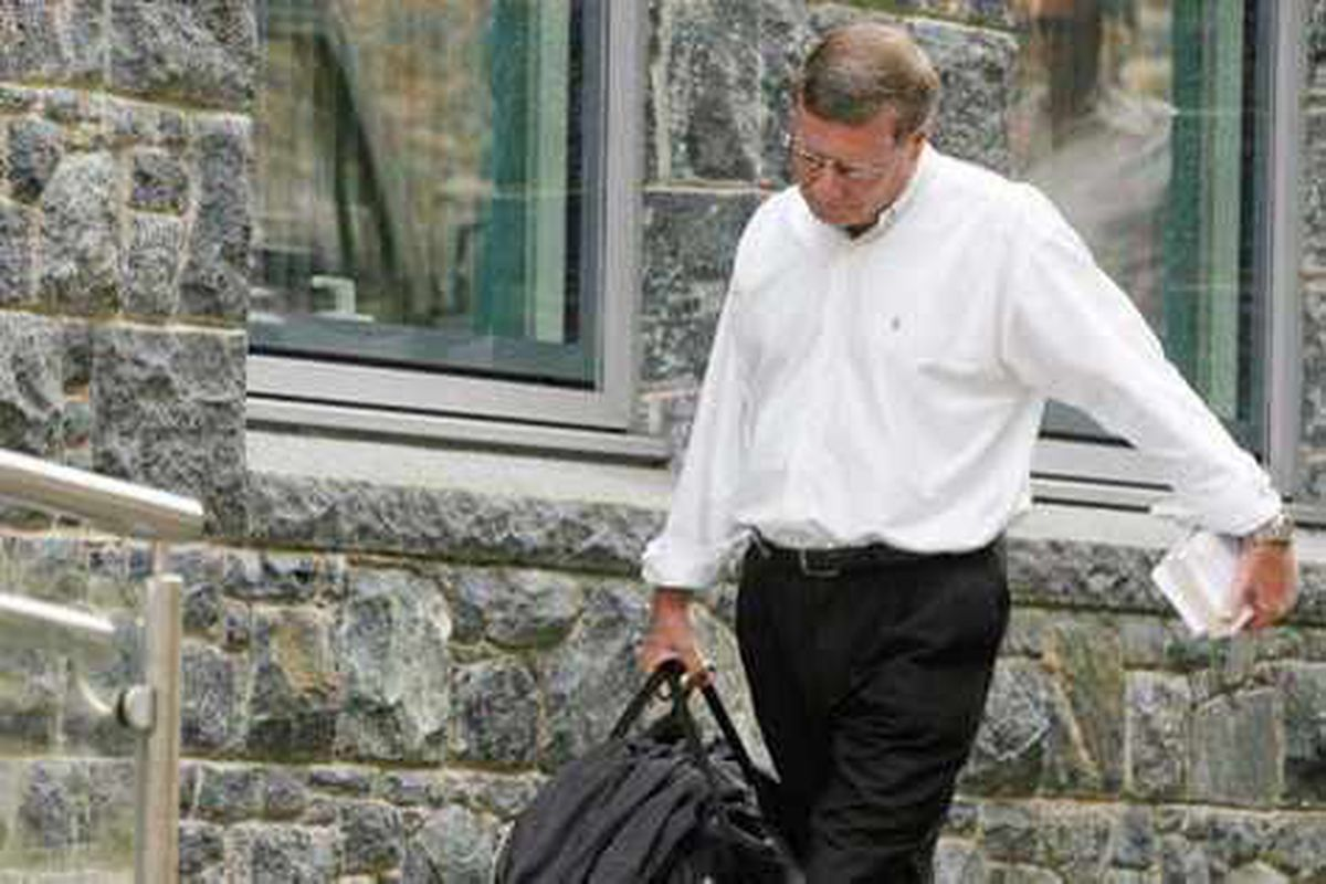 Banker who laundered himself a million gets five years