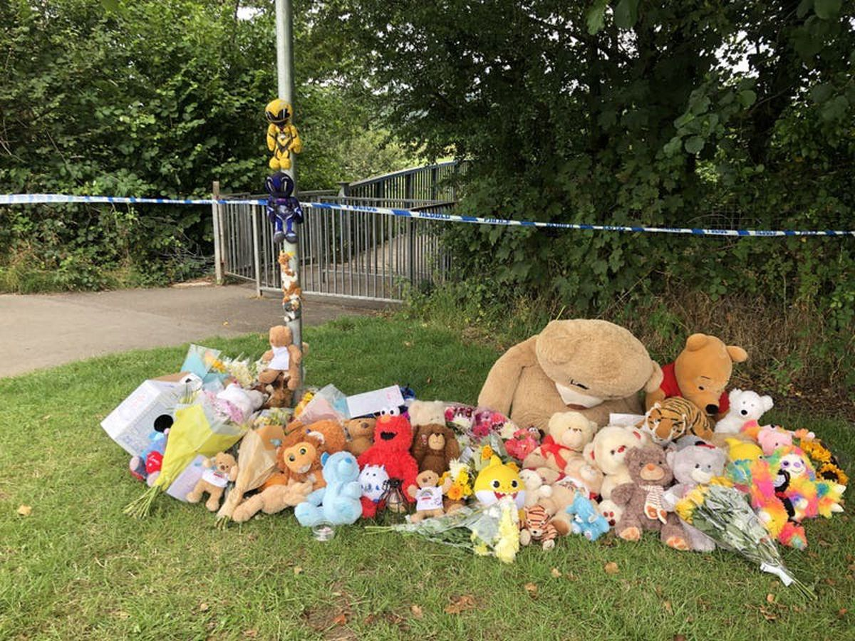 Five-year-old boy found dead in river in Bridgend named by police