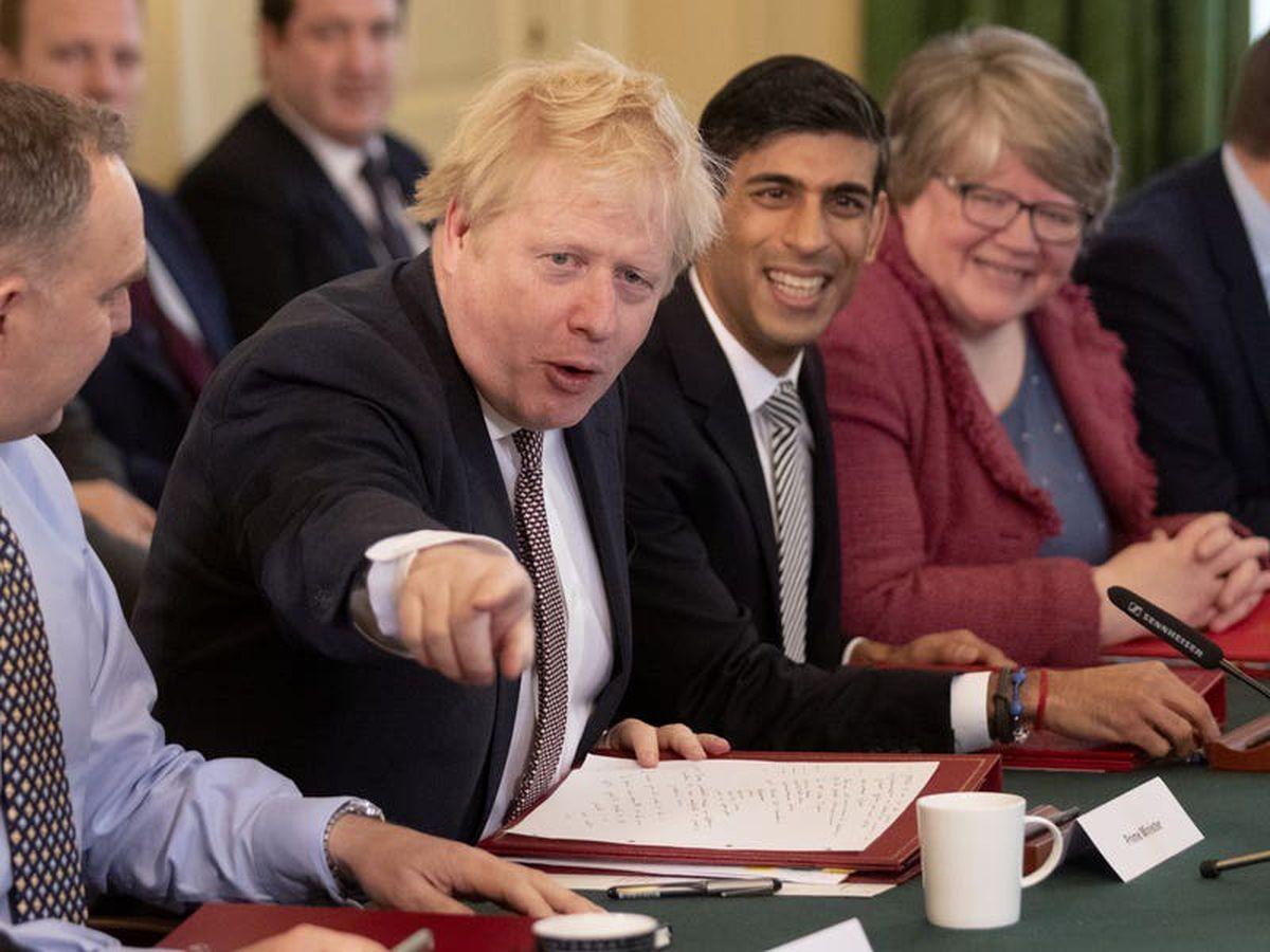 Boris Johnson's Government has 'very blokey mentality', senior Tory MP says