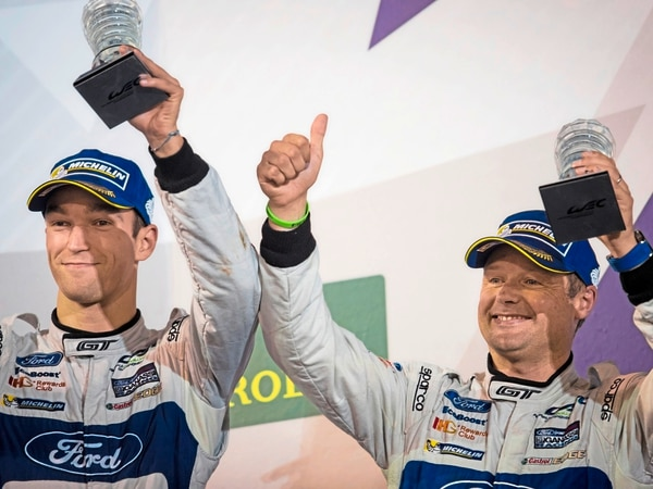 Priaulx finishes third in race and standings