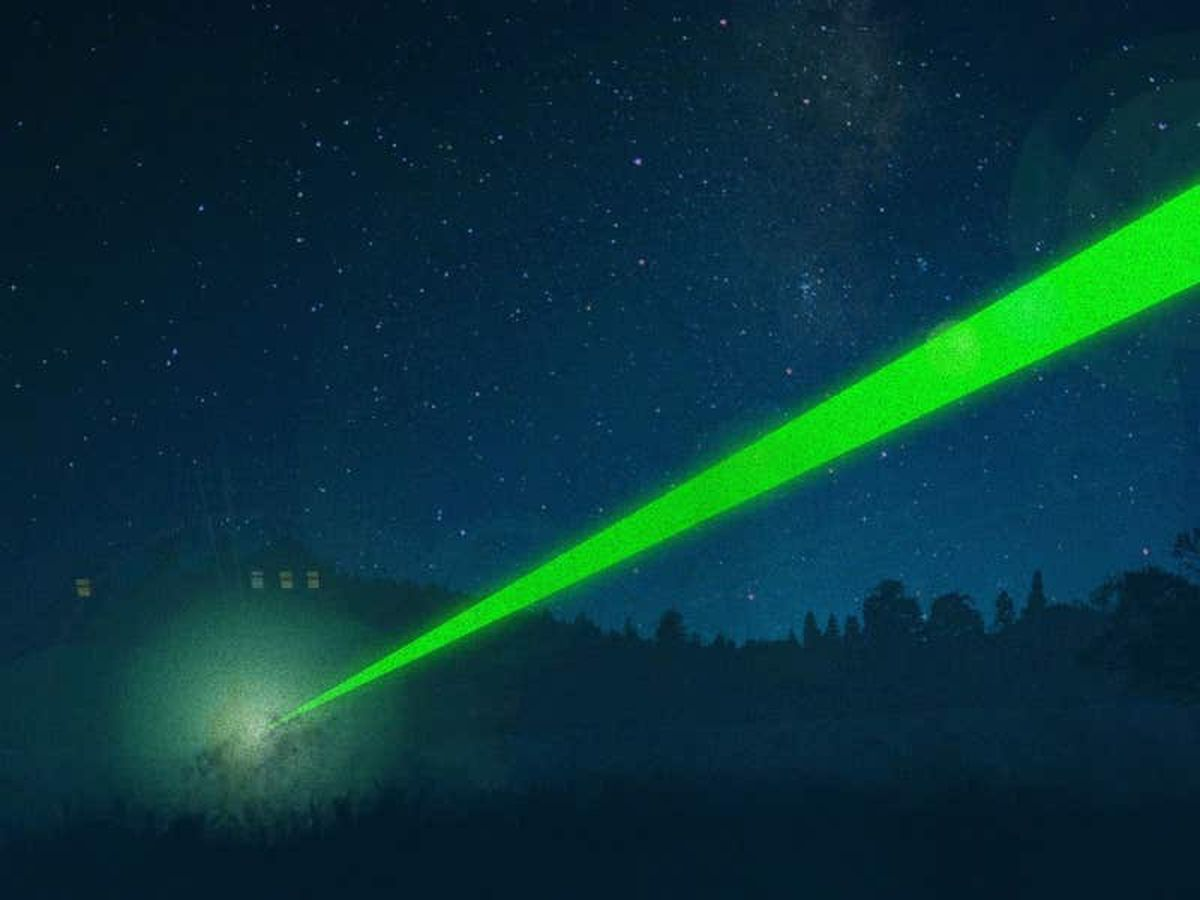 British troops to trial lasers in 'novel weapons programme'