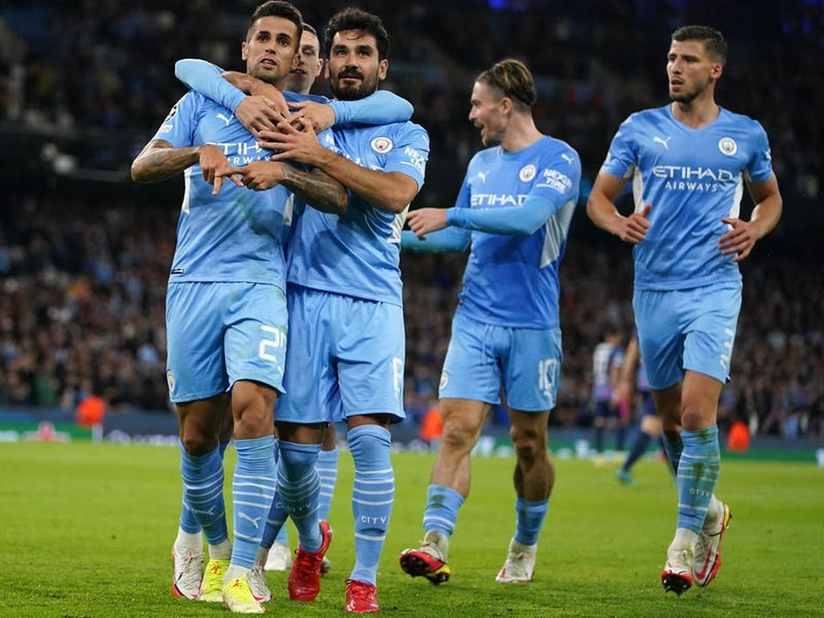 Goals galore for Man City as Man Utd stumble – 5 things from Champions League