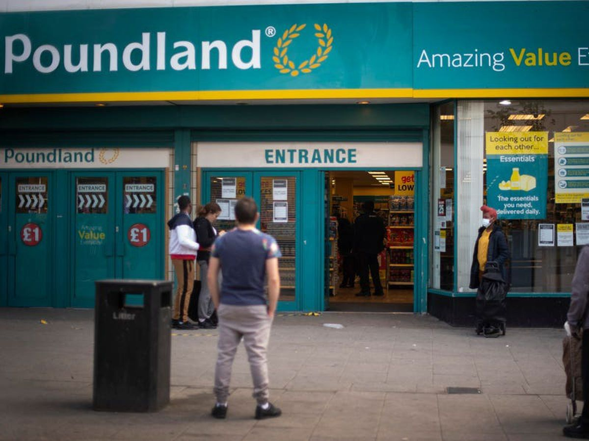Poundland chief reveals soaring supply chain costs