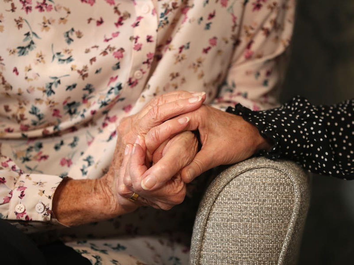 Call for care home visiting guidance 'to be underpinned by law'