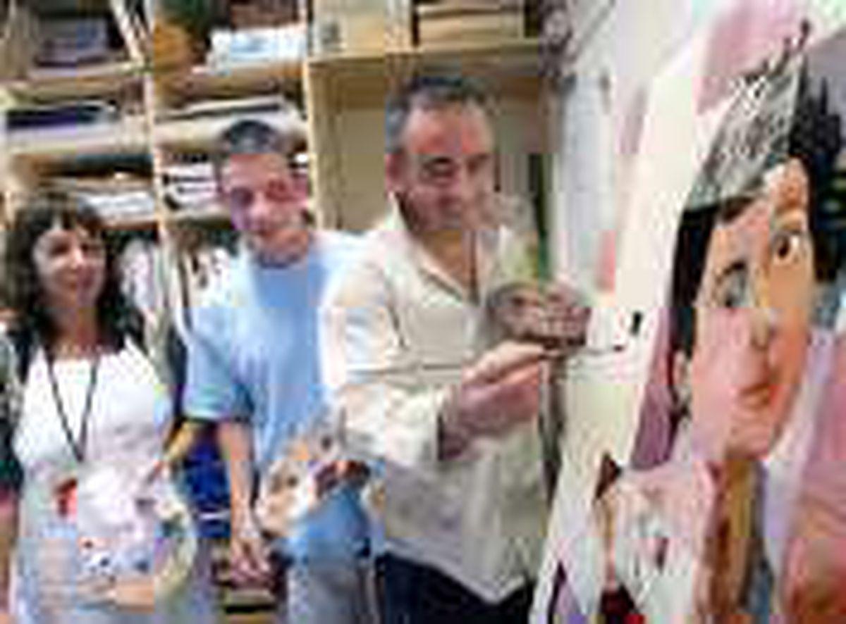 Art project brings prisoners together