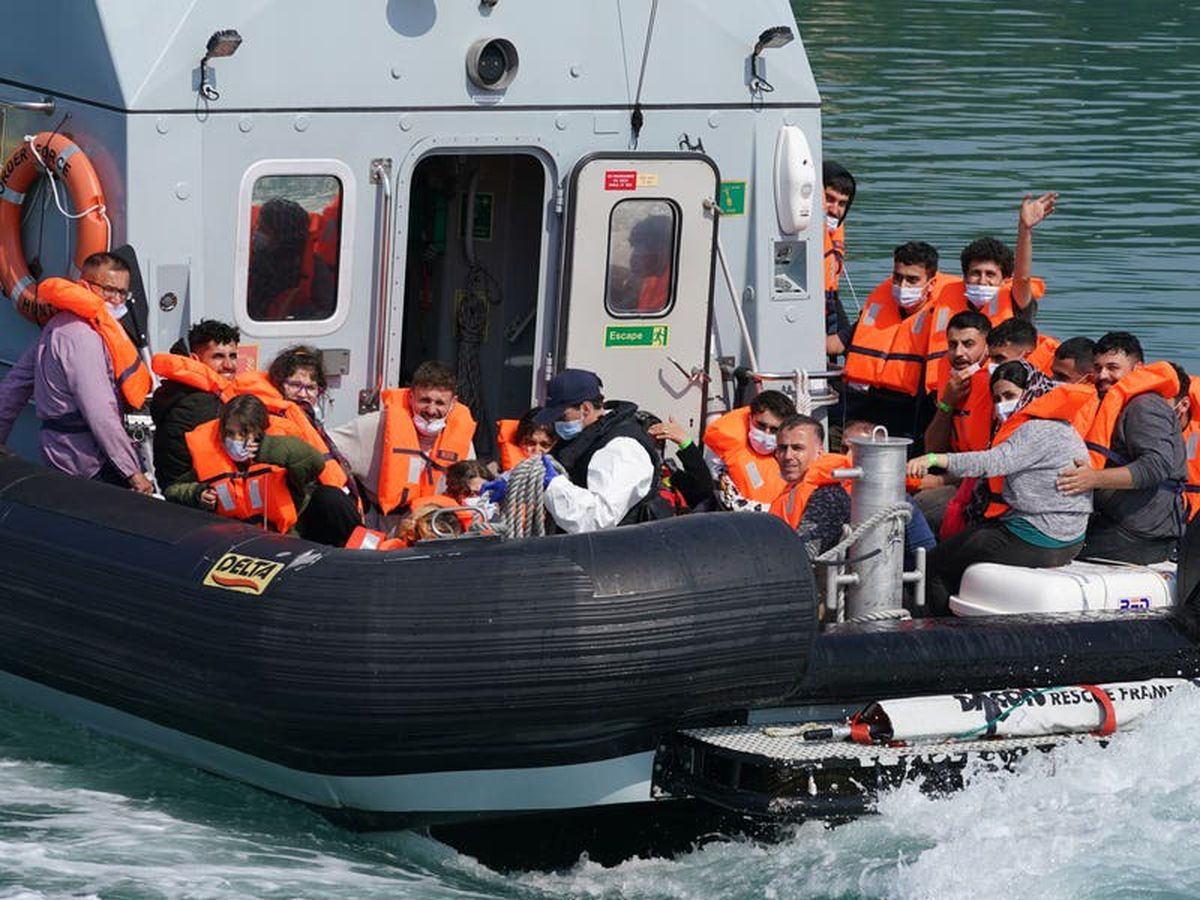 Migrant crossings: Five times a new daily record was set