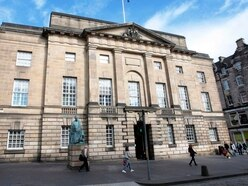 Boy, 17, given four-year sentence for stabbing two people in Edinburgh