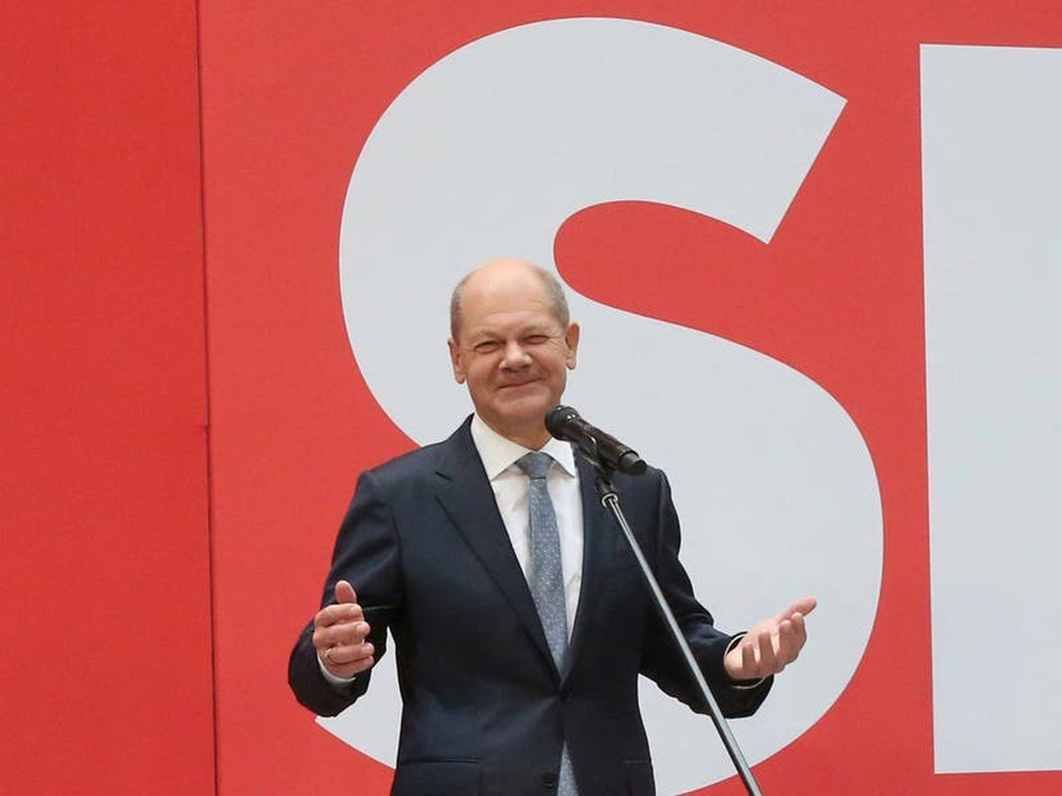 Germany's Social Democrats push for quick coalition after narrow election win