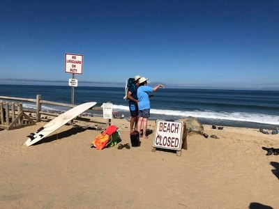 Tributes to man who was killed in shark attack off Cape Cod beach