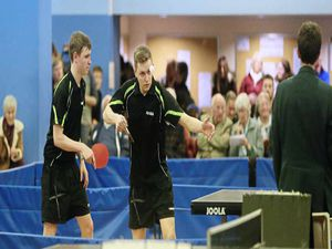 A family feel to Guernsey's table tennis team at 2017 Island Games