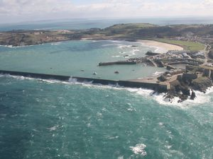 Matters have in the last few years come to a head between Alderney, pictured, and Guernsey. (Picture by Adrian Miller, 21912783)