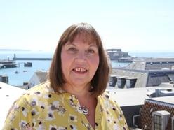 Pride of Guernsey: Christina Bacon