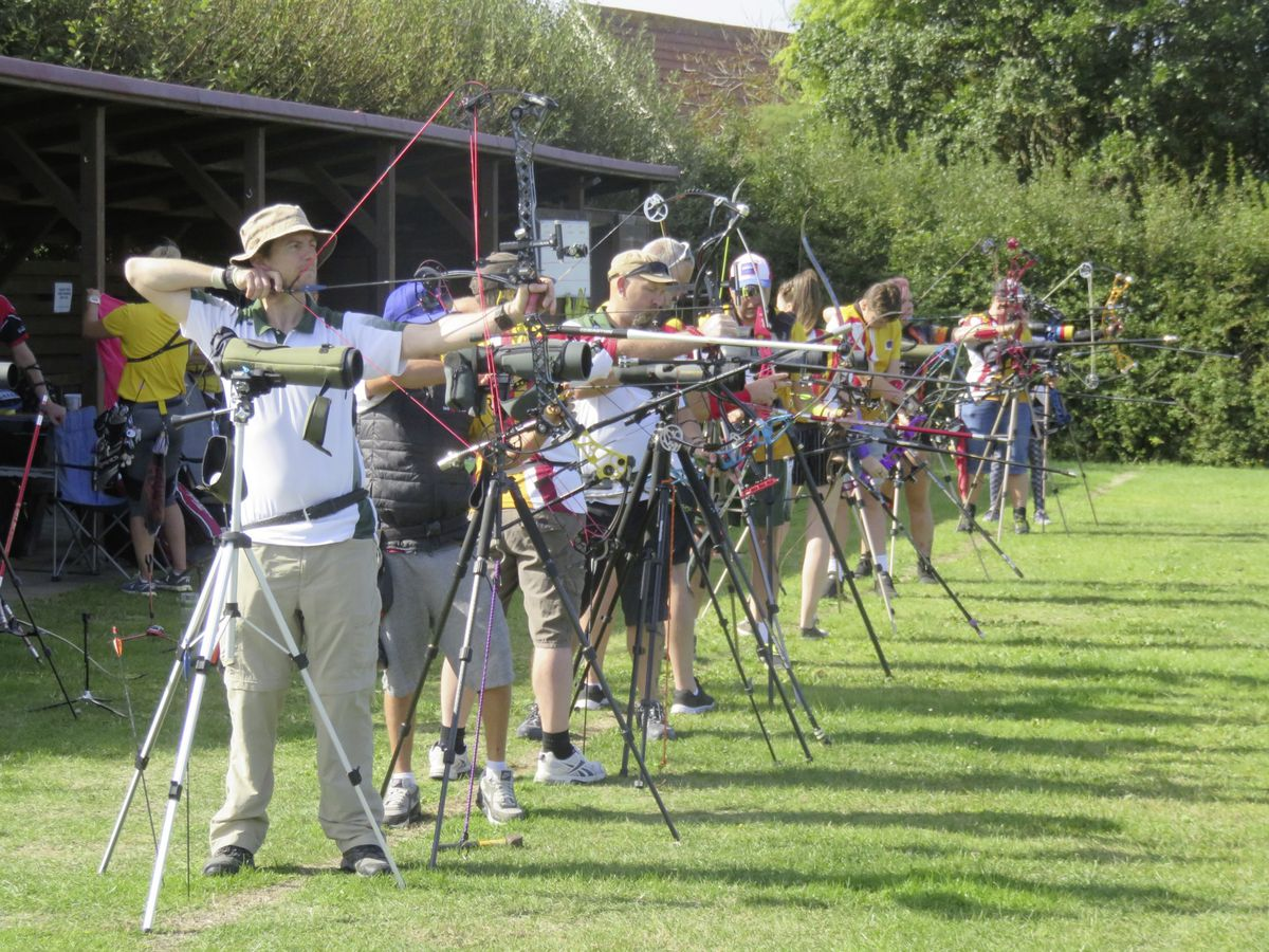 The annual Bowmen of Guernsey September weekend was a strictly local affair this year with the coronavirus pandemic preventing archers from Jersey and the UK competing. (28662516)