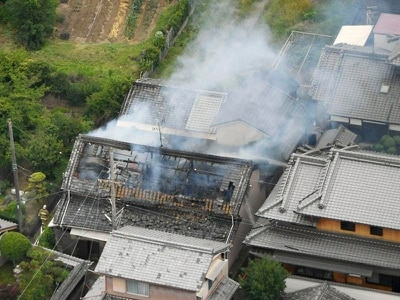 Two feared dead after earthquake hits Osaka in western Japan